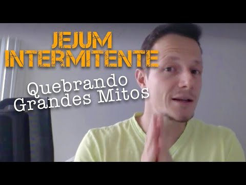 Jejum Intermitente: Quebrando Mitos Comuns